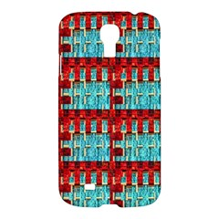 Architectural Abstract Pattern Samsung Galaxy S4 I9500/I9505 Hardshell Case