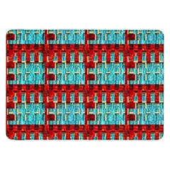 Architectural Abstract Pattern Samsung Galaxy Tab 8.9  P7300 Flip Case