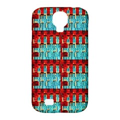 Architectural Abstract Pattern Samsung Galaxy S4 Classic Hardshell Case (PC+Silicone)