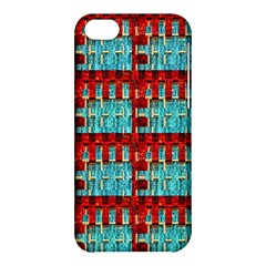Architectural Abstract Pattern Apple iPhone 5C Hardshell Case