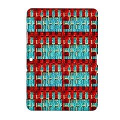Architectural Abstract Pattern Samsung Galaxy Tab 2 (10.1 ) P5100 Hardshell Case