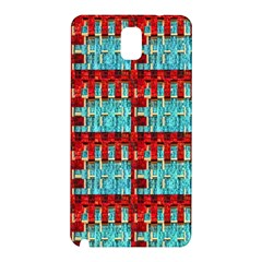 Architectural Abstract Pattern Samsung Galaxy Note 3 N9005 Hardshell Back Case