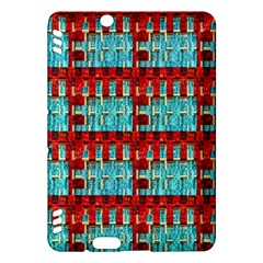 Architectural Abstract Pattern Kindle Fire Hdx Hardshell Case
