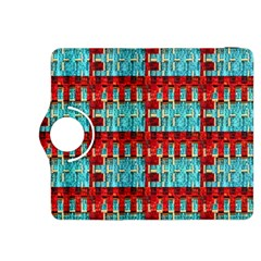 Architectural Abstract Pattern Kindle Fire HDX 8.9  Flip 360 Case