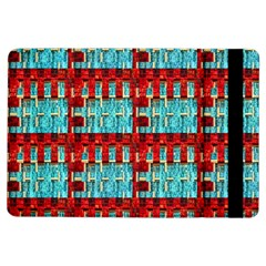 Architectural Abstract Pattern iPad Air Flip
