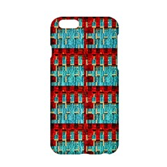Architectural Abstract Pattern Apple iPhone 6/6S Hardshell Case