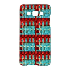 Architectural Abstract Pattern Samsung Galaxy A5 Hardshell Case