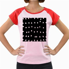 Lamps Abstract Lamps Hanging From The Ceiling Women s Cap Sleeve T Shirt