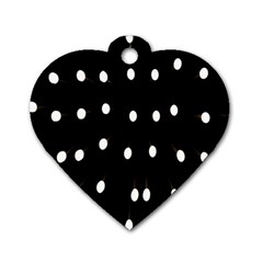 Lamps Abstract Lamps Hanging From The Ceiling Dog Tag Heart (one Side)