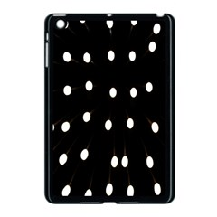 Lamps Abstract Lamps Hanging From The Ceiling Apple iPad Mini Case (Black)