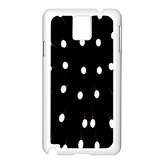 Lamps Abstract Lamps Hanging From The Ceiling Samsung Galaxy Note 3 N9005 Case (White)