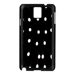 Lamps Abstract Lamps Hanging From The Ceiling Samsung Galaxy Note 3 N9005 Case (Black)