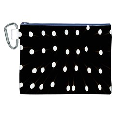 Lamps Abstract Lamps Hanging From The Ceiling Canvas Cosmetic Bag (XXL)