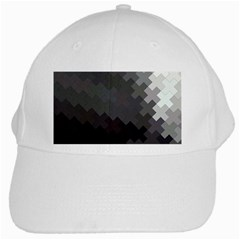 Abstract Pattern Moving Transverse White Cap