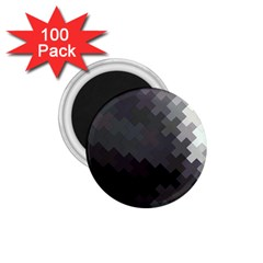 Abstract Pattern Moving Transverse 1.75  Magnets (100 pack)