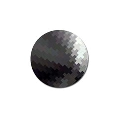 Abstract Pattern Moving Transverse Golf Ball Marker (4 pack)