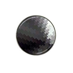 Abstract Pattern Moving Transverse Hat Clip Ball Marker