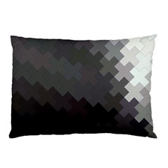 Abstract Pattern Moving Transverse Pillow Case