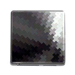 Abstract Pattern Moving Transverse Memory Card Reader (square)