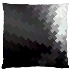 Abstract Pattern Moving Transverse Large Cushion Case (Two Sides)