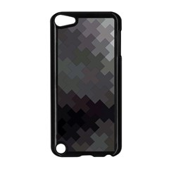 Abstract Pattern Moving Transverse Apple iPod Touch 5 Case (Black)