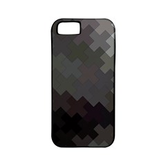 Abstract Pattern Moving Transverse Apple iPhone 5 Classic Hardshell Case (PC+Silicone)