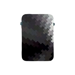 Abstract Pattern Moving Transverse Apple iPad Mini Protective Soft Cases