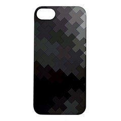 Abstract Pattern Moving Transverse Apple iPhone 5S/ SE Hardshell Case