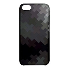 Abstract Pattern Moving Transverse Apple iPhone 5C Hardshell Case