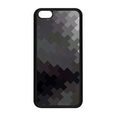 Abstract Pattern Moving Transverse Apple iPhone 5C Seamless Case (Black)
