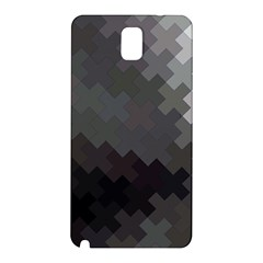 Abstract Pattern Moving Transverse Samsung Galaxy Note 3 N9005 Hardshell Back Case