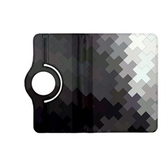 Abstract Pattern Moving Transverse Kindle Fire Hd (2013) Flip 360 Case