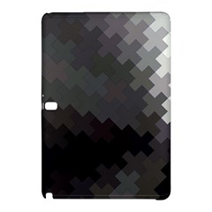 Abstract Pattern Moving Transverse Samsung Galaxy Tab Pro 12.2 Hardshell Case