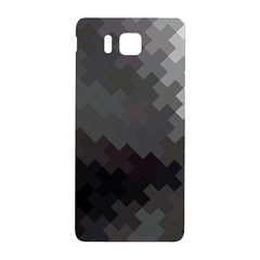 Abstract Pattern Moving Transverse Samsung Galaxy Alpha Hardshell Back Case