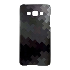 Abstract Pattern Moving Transverse Samsung Galaxy A5 Hardshell Case