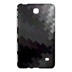 Abstract Pattern Moving Transverse Samsung Galaxy Tab 4 (8 ) Hardshell Case