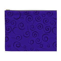 Pattern Cosmetic Bag (XL)