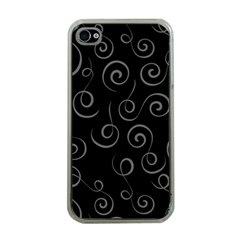 Pattern Apple Iphone 4 Case (clear)