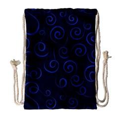 Pattern Drawstring Bag (Large)