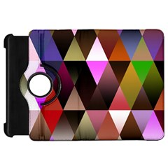 Triangles Abstract Triangle Background Pattern Kindle Fire HD 7