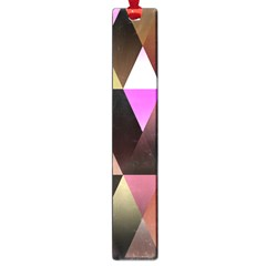 Triangles Abstract Triangle Background Pattern Large Book Marks