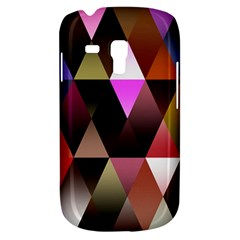 Triangles Abstract Triangle Background Pattern Galaxy S3 Mini