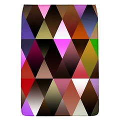 Triangles Abstract Triangle Background Pattern Flap Covers (S)