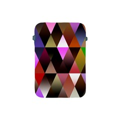 Triangles Abstract Triangle Background Pattern Apple iPad Mini Protective Soft Cases