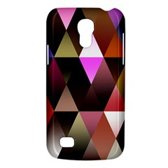 Triangles Abstract Triangle Background Pattern Galaxy S4 Mini