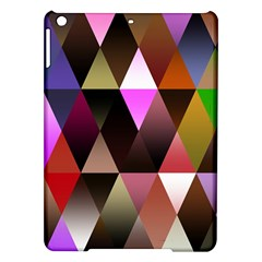 Triangles Abstract Triangle Background Pattern iPad Air Hardshell Cases