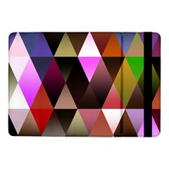Triangles Abstract Triangle Background Pattern Samsung Galaxy Tab Pro 10.1  Flip Case