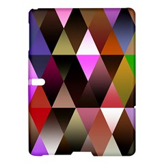 Triangles Abstract Triangle Background Pattern Samsung Galaxy Tab S (10.5 ) Hardshell Case