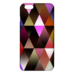 Triangles Abstract Triangle Background Pattern iPhone 6 Plus/6S Plus TPU Case
