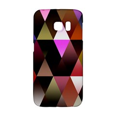 Triangles Abstract Triangle Background Pattern Galaxy S6 Edge